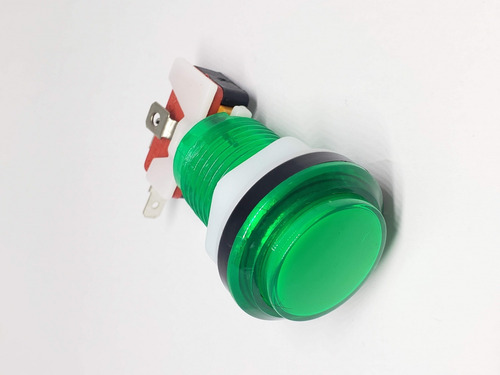 Boton Pulsador Arcade Led Generico 24mm L