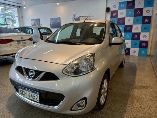 Nissan March 1.6 Extra Full Mt 2016. Único Dueño.