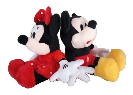 Mega Oferta Mickey + Minnie Vermelha Pronta Entrega! Black F