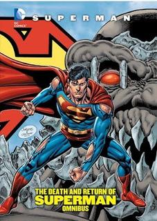 La Muerte Y Retorno De Superman Cómics Digital Español