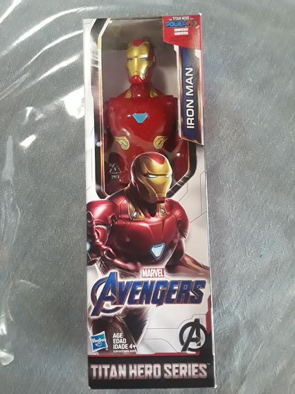 Muñeco Iron Man Marvel Avengers Niños