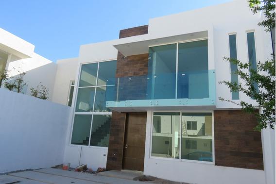 Casas Nuevas Loretta Plusvalia Exclusivo Coto Lujo