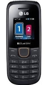 Lg A275 Negro Desbloqueado Gsm Dual Sim Teléfono Celular Cua