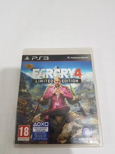 Farcry 4 Playstation 3 Ps3 Español Excelente Estado !!