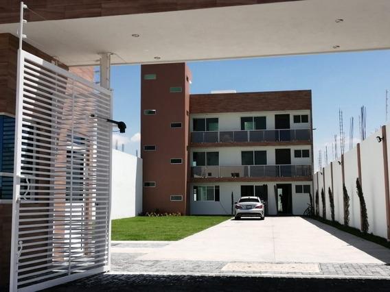 Departamentos Amueblados En Renta Zona Tlaxcalancingo Desde $8,500