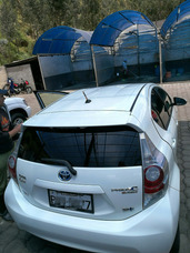 Toyota Prius Prius C Sport 2013