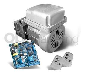 Motor Portão Eletrônico Basculante Rápido 1/3 Flash Peccinin