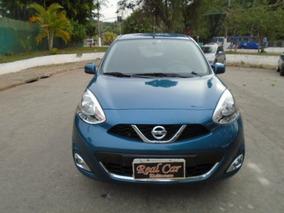 Nissan March 1.0 Sv 16v Flex 4p Manual