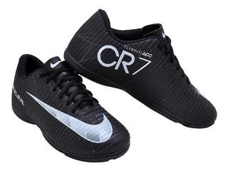Tenis/nike Futsal /cr7 Kit Com 3 Pares