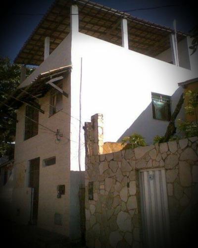 Vendo Casa Duplex Em Pituaçu, 3/4, R$ 190.000,00, Não Financia!!! - J1114 - 68993391