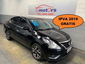 Nissan Versa 1.6 Unique Completo Flex