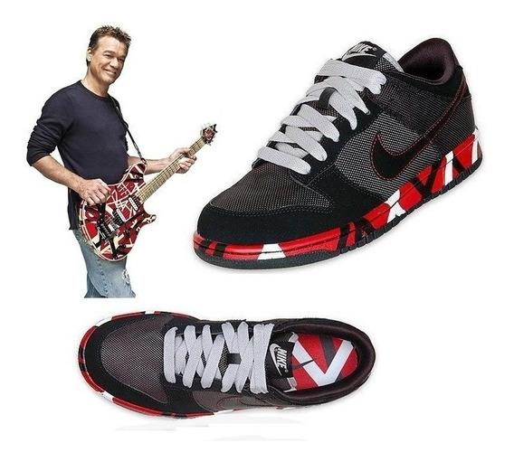 Nike Low Dunk Van Halen Sneakers Shoes Serie Limitada
