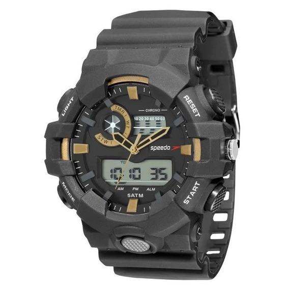 Relógio Speedo Masculino 81156g0evnp1 C/ Garantia E Nf