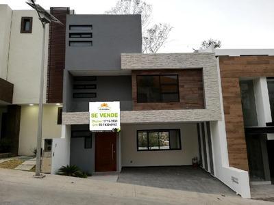 Nueva Casa Estilo Minimalita En Residencial Lago Esmeralda