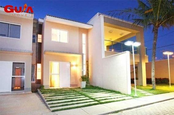 Casa Em Condomínio Próximo Ao Posto Do Tigrão - 261