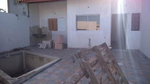 Imagem 1 de 10 de Casa Em Construção Com Piscina Em Itanhaém/slp Ca061-pc