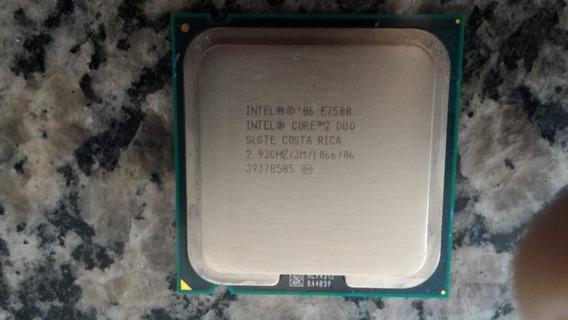Processador Intel Core 2 Duo 2.93 Ghz E7500 Socket 775