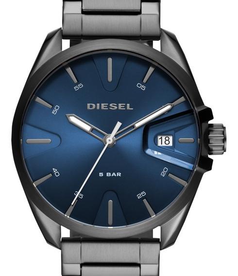 Relógio Diesel Masculino Preto - Dz1908 ( Lançamento )