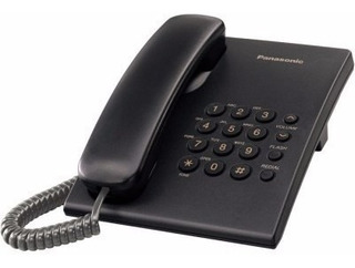 Teléfono Analógico Panasonic Kx-ts500meb