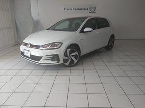 Volkswagen Golf Gti 2019 2.0 Dsg Piel At