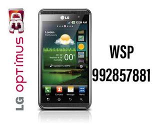 Lg Optimus 3d(p920) Libre Operador De Coleccion