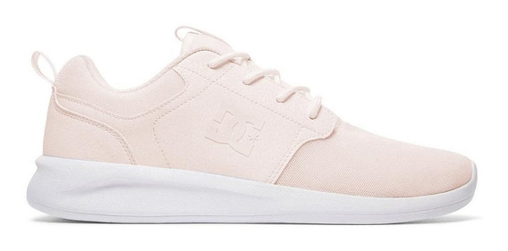 Zapatillas Mujer Dcshoes Midway Sn Vn
