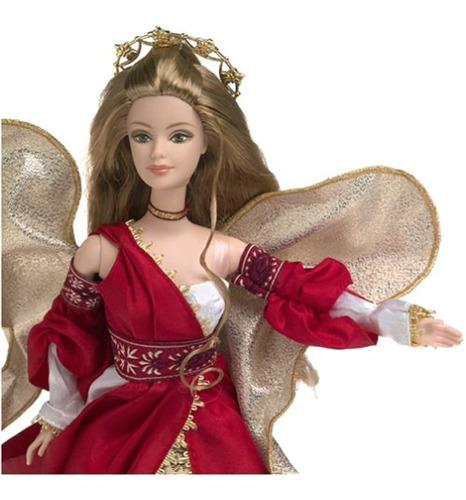 Barbie 2001 Holiday Angel 2