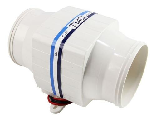 Extractor De Gases De Sentina 3 PuLG 207m3 X Hora 12volt Tmc