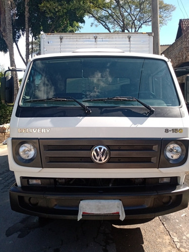 Imagem 1 de 15 de Volkswagen 8150 Delivery Plus