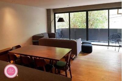 Penthouse Para Estrenar Con 2 Terrazas Y Roof Garden Privado De 60 M2