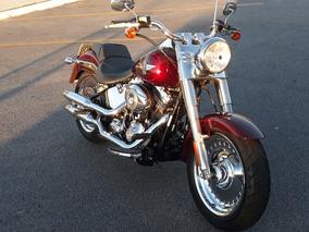 Harley Fat Boy 2015 Novíssima - Apenas 7500 Km