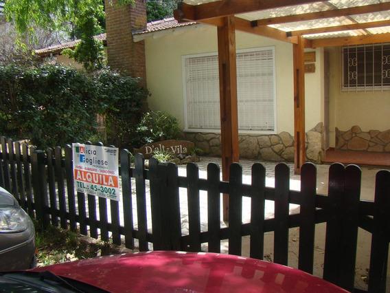 Casa En Alquiler Temporario Villa Gesell