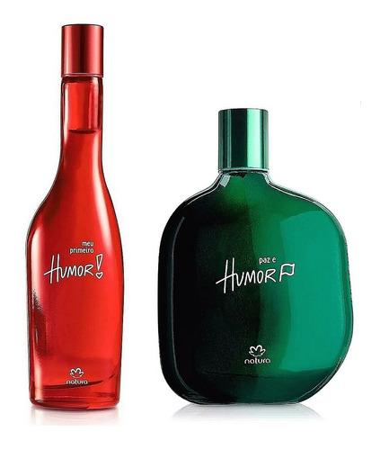 Perfume Humor 1 + Paz E Humor Natura Or - mL a $417