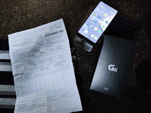 LG G6 H870i 64gb Com Tela Trincada Leia O Anúncio!