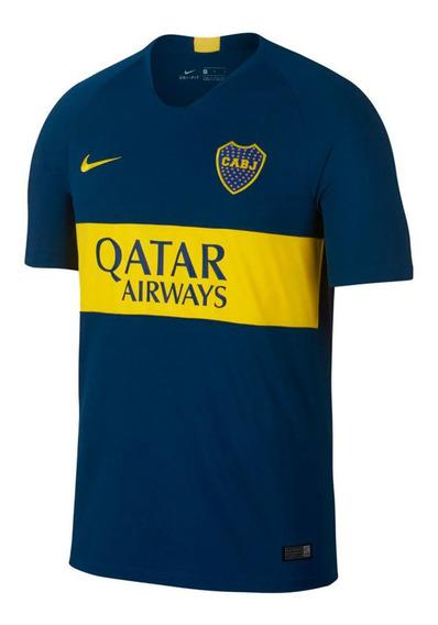 Camiseta Oficial Nike Boca Juniors
