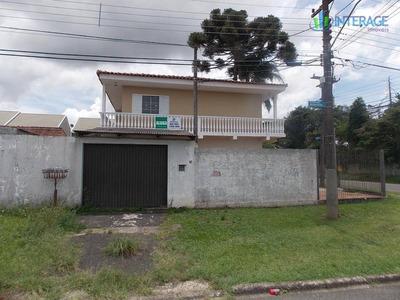 Casa Com 4 Dormitórios Para Alugar, 90 M² Por R$ 1.300/mês - Santa Felicidade - Curitiba/pr - Ca0167