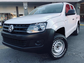 Volkswagen Amarok 2.0 Highline 4mot Mt 2015