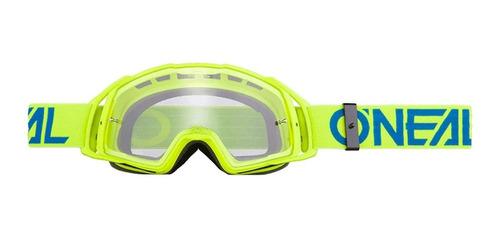 Gafas Goggles B-20 Flat Oneal Motocross Enduro Bmx Downhill