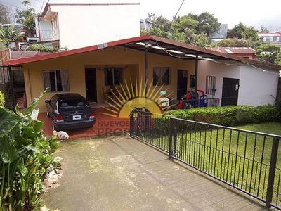 Se Vende Casa En San Isidro De Heredia (nhp-361)