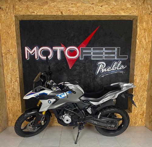 Imagen 1 de 8 de Motofeel Puebla- Bmw G310gs- @motofeelpue