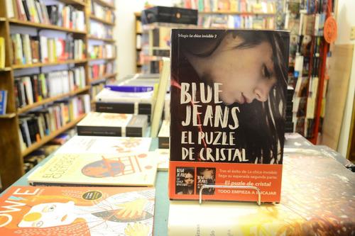 Puzzle De Cristal.trilogía La Chica Invisible 2. Blue Jeans