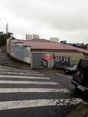 Terreno À Venda, 460 M² Por R$ 1.600.000 - Vila Palmares - Santo André/sp - Te4800