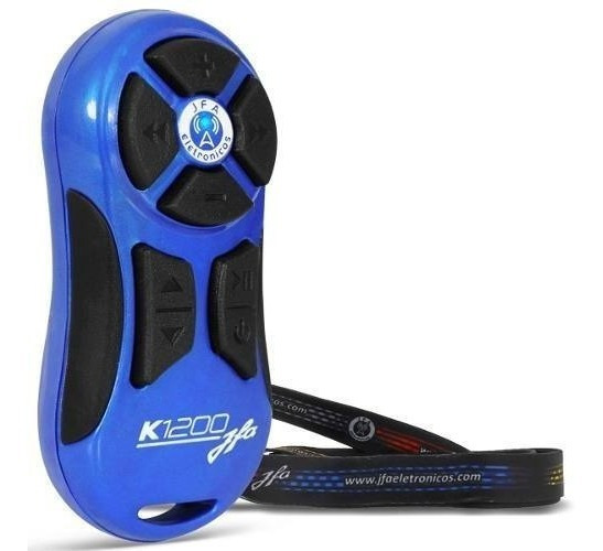 Controle Longa Distancia Jfa K1200 1200 Metros Azul