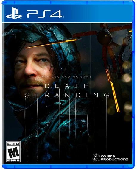 ..:: Death Stranding ::.. Para Ps4 Play Station 4 En Game C