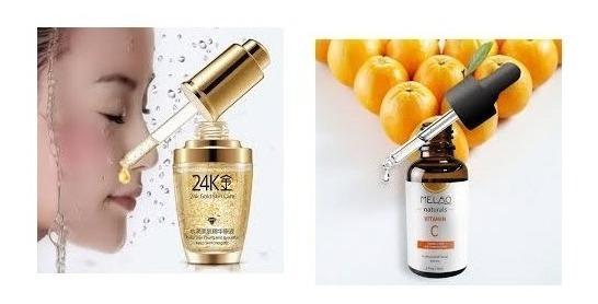 Combo De Belleza Acido Hialuronico +cerum + Vitamina Ultimos