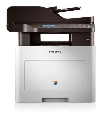 Impressora Samsung Clx-6260 + Frete + Toner + 12x Sem Juros