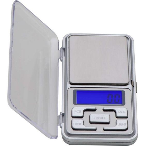 Bascula Digital De Joyero 0.500kg Bdj-05 Silverline