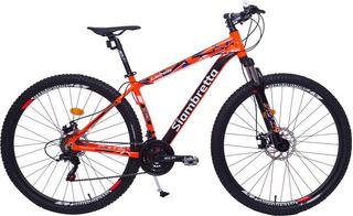 Bicicleta Mtb 50 R29t18 Na Fluo 1492 Siambretta