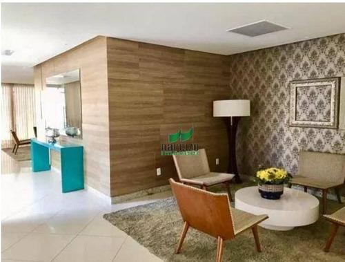 Imagem 1 de 21 de Apartamento Com 4 Dormitórios À Venda, 150 M² Por R$ 1.200.000,00 - Pituba Ville - Salvador/ba - Ap2101