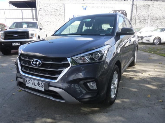 Hyundai Creta Gs 1.6 At 2019